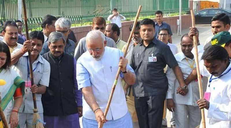 Swachh Bharat mission avert death: WHO