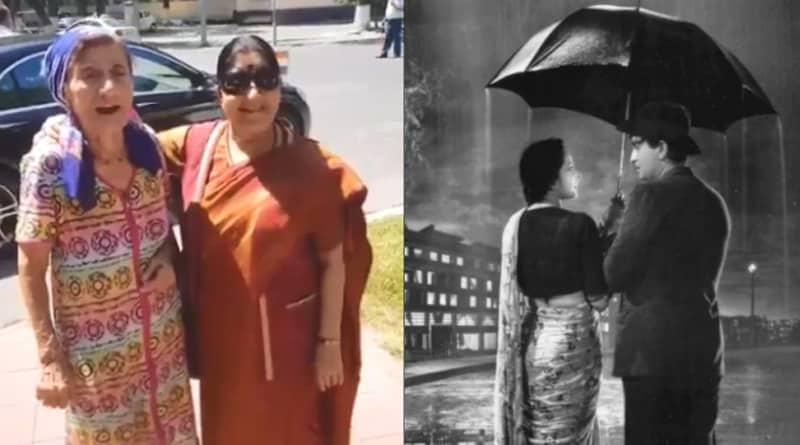 Popular hindi song sung by Uzbek woman for Sushma Swaraj, video viral