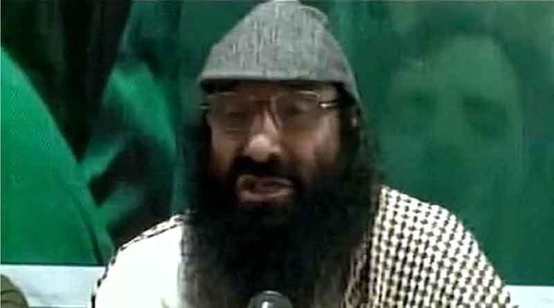 Hizbul chief Salahuddin's son arrested by NIA