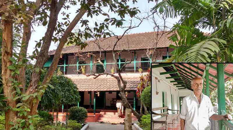 Meet Dulal Manna, who takes care of Sarat Chandra Chattopadhyay's deulti house