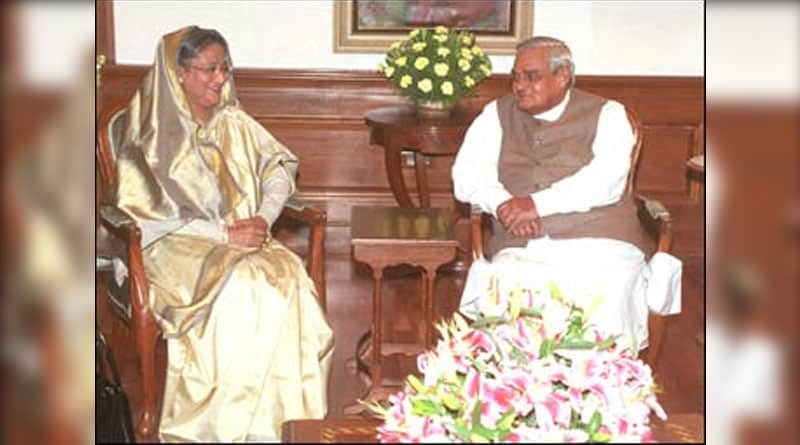 Vajpayee, a great friend of Bangladesh: Sheikh Hasina