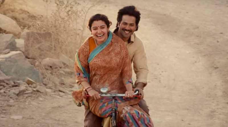 Varun, Anushka's 'Sui Dhaaga trailer spreads Make in India slogan