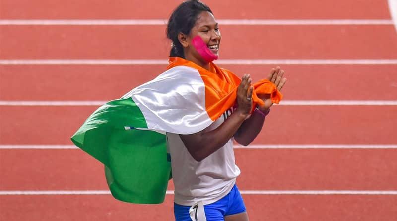 Fed up by injuries, athlete Swapna Barman contemplates retirement | Sangbad Pratidin