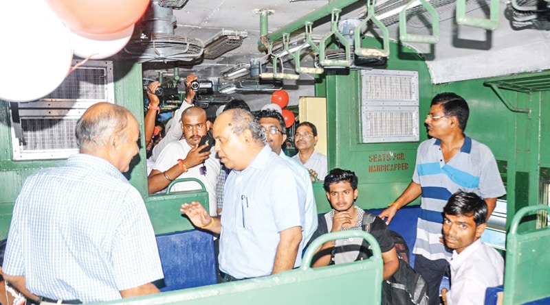Rail official not even bother to excute Railway Board chairman's order
