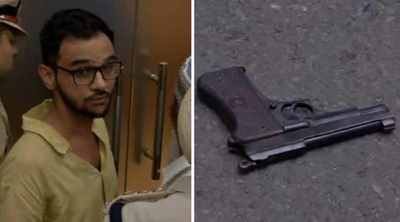 Shoots fires at Umar Khalid in Delhi