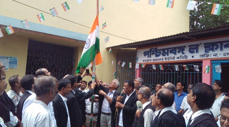 18 August is celebrated as Independence Day at Bangaon