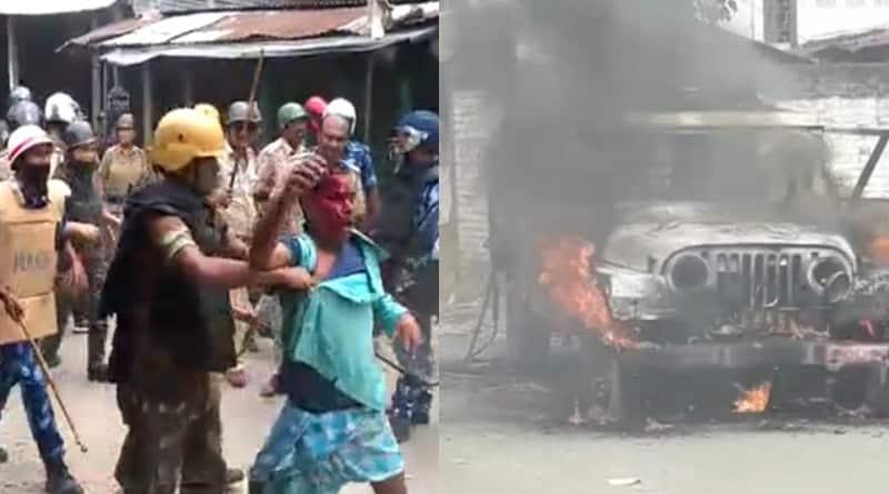 N Dinajpur: Violence over village board formation, 8 injured
