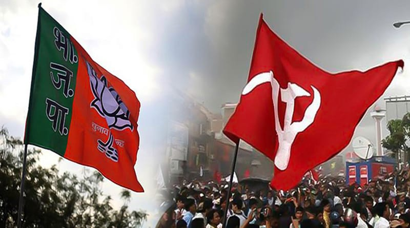 CPM's failure helps BJP to rise in the state, admit left leadership