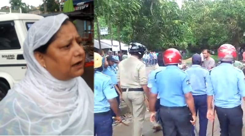 Violence over Panchayat board formation in S 24 Parganas