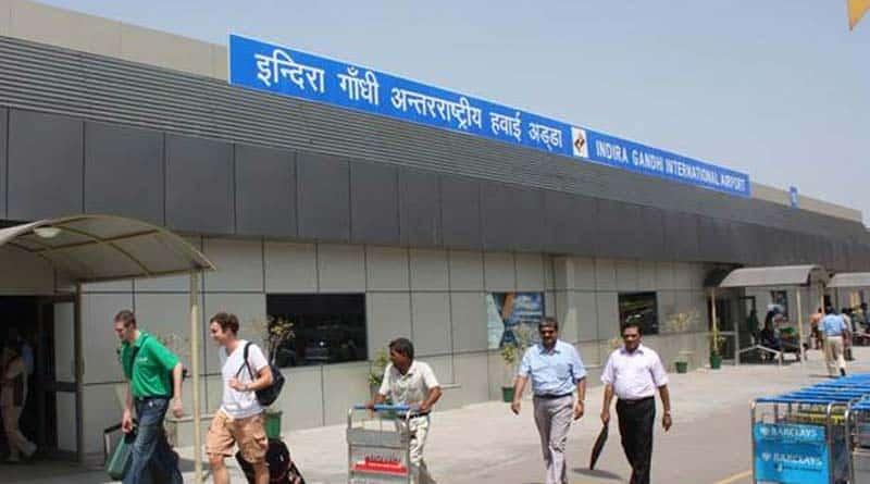 LeT Terrorist Arrested At Delhi Airport