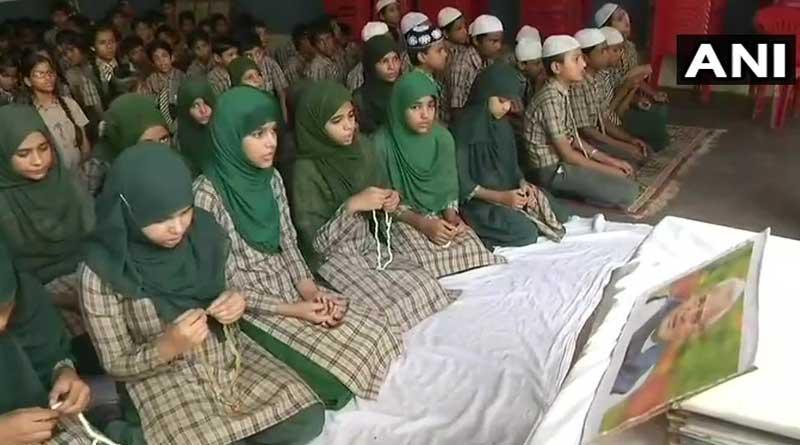 Political lines blurred, India prays for Atal Bihari Vajpeyee