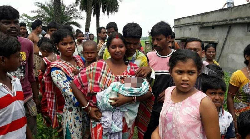 Suri: couple left their girl child in jungle
