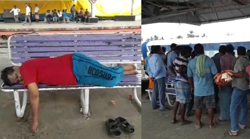 Man found dead at Fuleshwar station