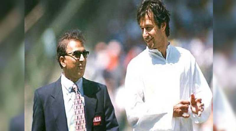 Sunil Gavaskar declined the invitation from Pakistan PM-designate Imran Khan