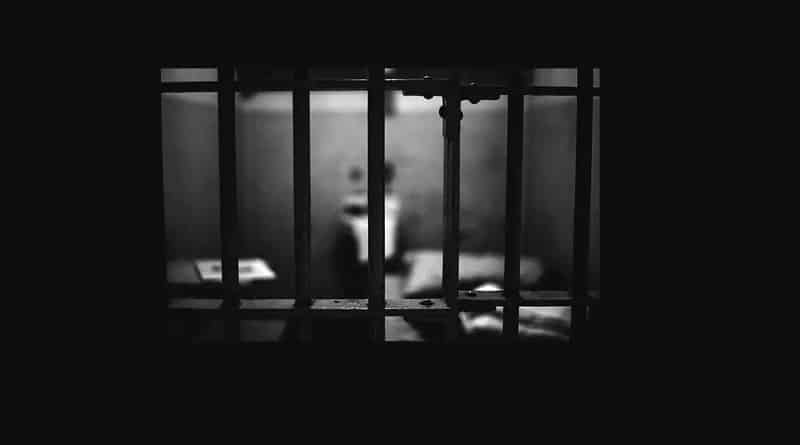 Jail warden goes missing after sending suicide note and video