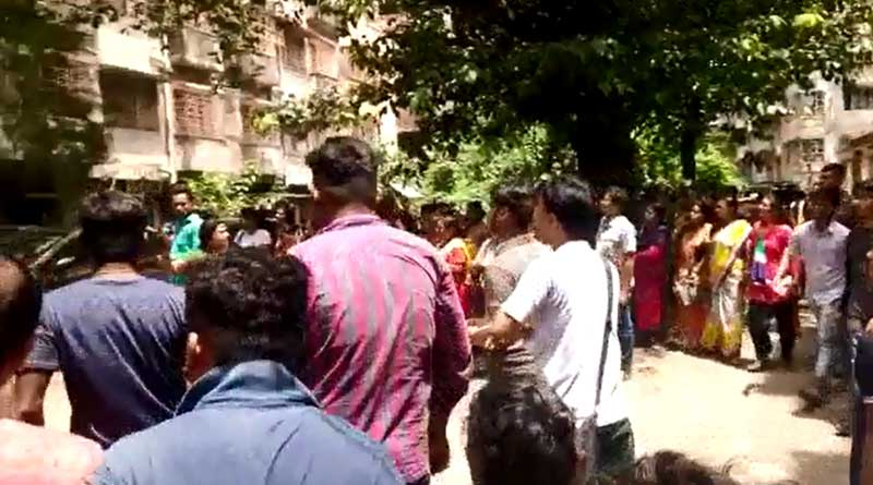Student allegedly sexually harrased by teacher, tension erupts in Laketown