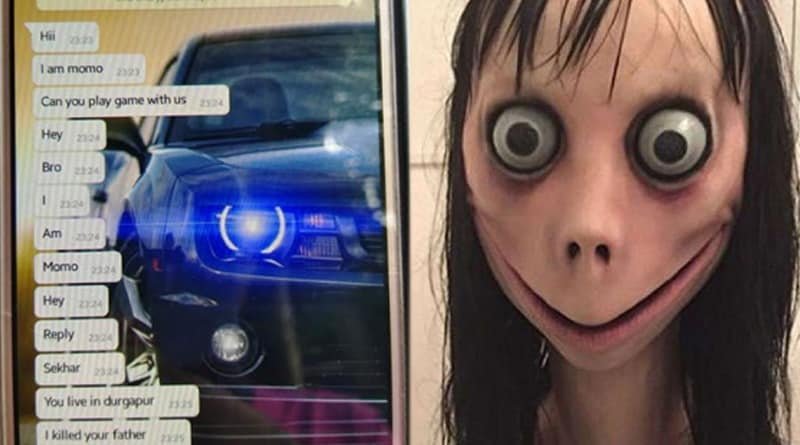 Killer Momo targets Uluberia school girl