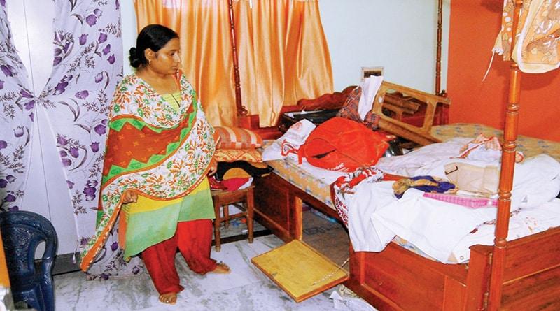 Bankura: theft enters empty houses, takes away valuables