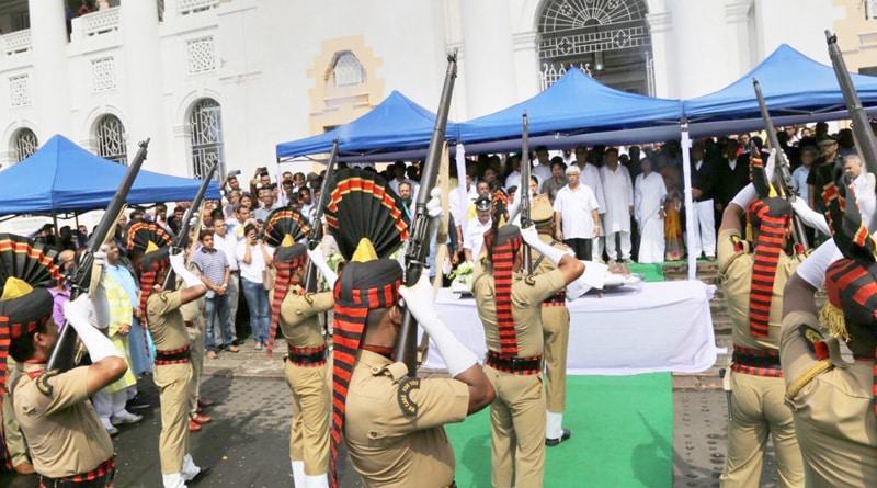 Somnath Chatterjee's family snubs CPM top brass