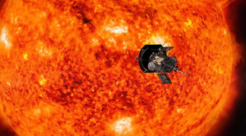 Parker Solar Probe is headed for the Sun