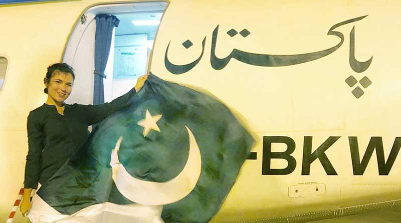 Kiki Challenge onboard Pakistan's PIA flight goes viral