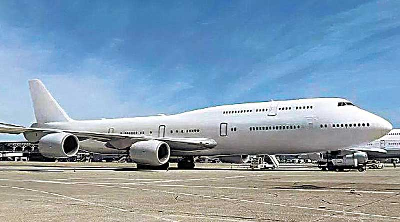 Qatari royal family puts its Boeing 747-8 jet up for sale