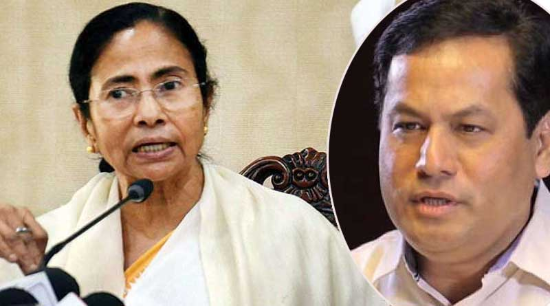 Assam Cm blasts Mamata Banarjee for her comments on NRC
