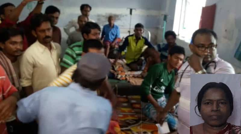 Patient death in Uluberia Hospital, family alleges negligence