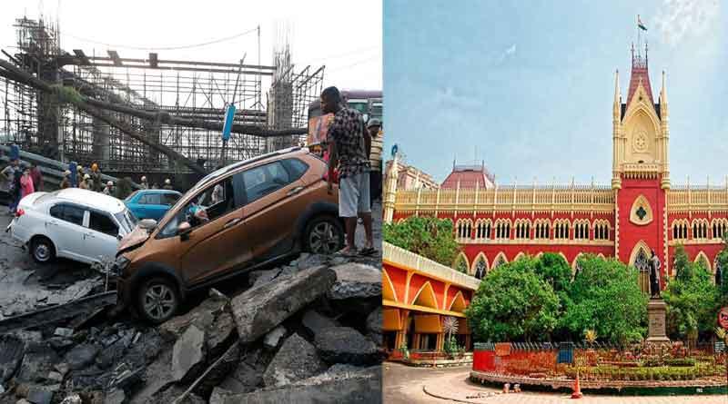 PIL in Calcutta HC on Majerhat bridge collapse