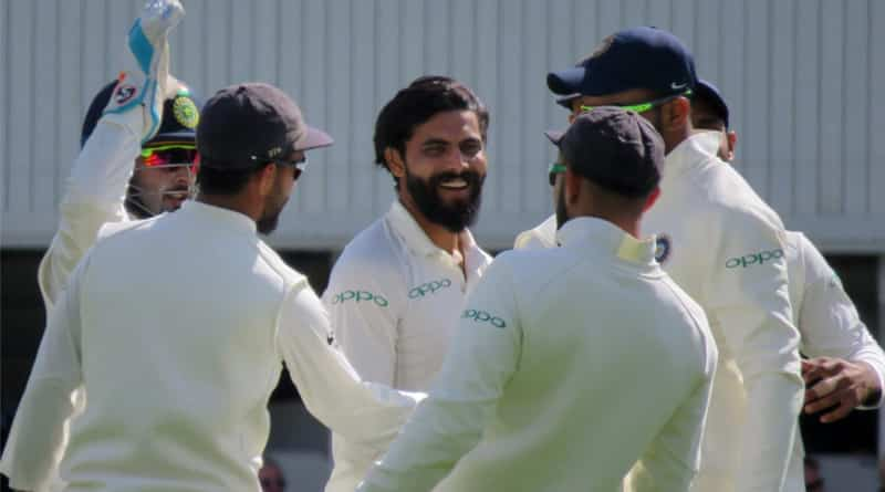 Indian bowler's superb performance in 1st day at Oval