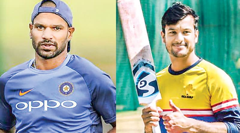 BCCI announces Indian team for West Indies series