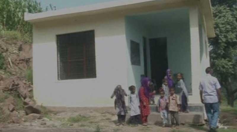 J-K: Students, teachers enjoy new school buildings in Rajouri