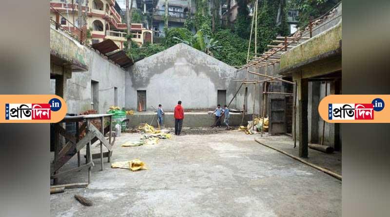 Bengal govt to renovate Kurseong's iconic Rajrajeshwari Hall