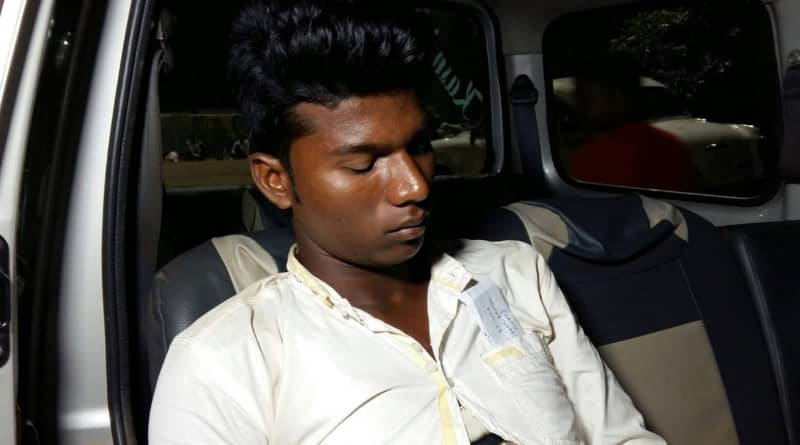 Bankura: School student allegedly attacked by BJP supporters