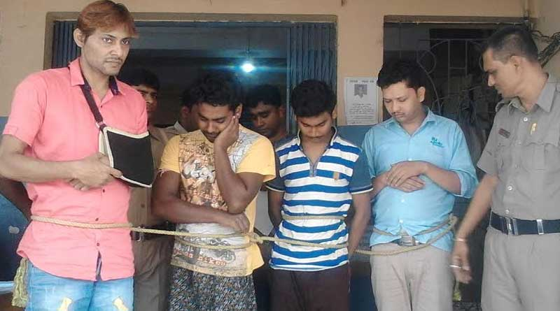 4 Arrested from Bongaon for circulating fake message on social media