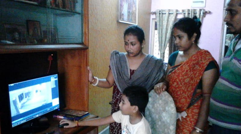 Bangaon: Boy 9, saves family from thief