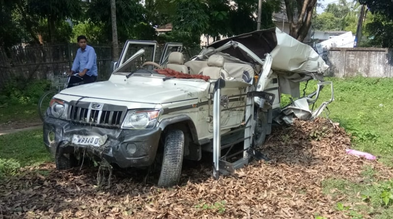 Six killed in Cooch Behar road accident