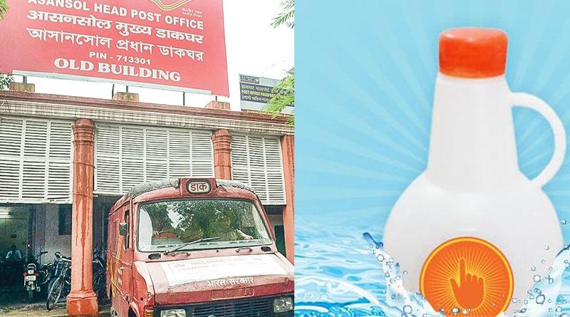 'Gangajal' scarcity in Asansol post office hits devotees