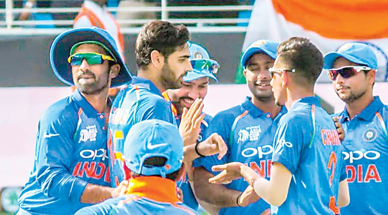 Asia Cup: India to meet Pakistan again
