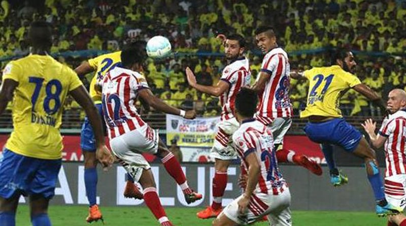 ISL2018: Kerala blasters beat ATK in the opening match