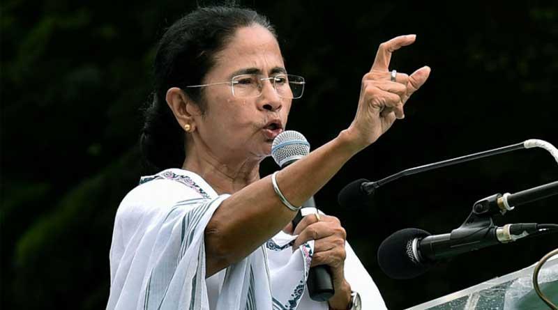 Mamata slams BJP on name change
