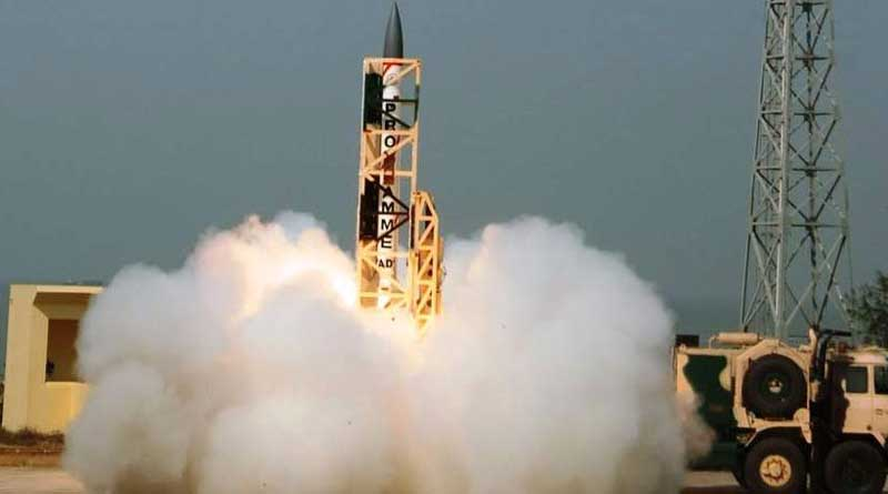 India successfully conducts interceptor missile test at night