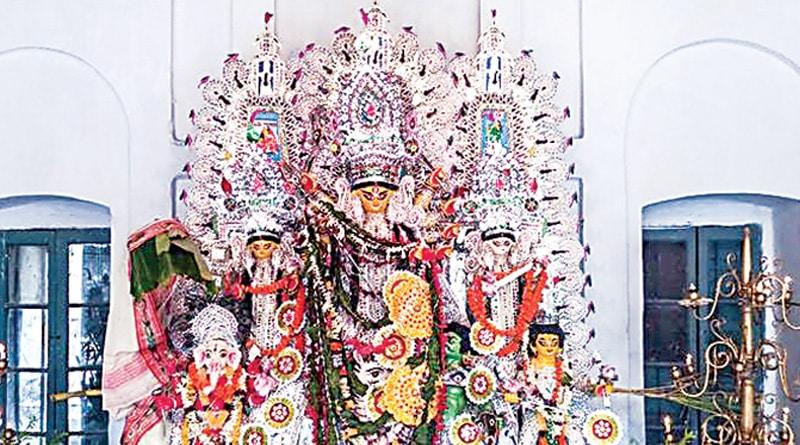 Kolkata: Some interesting fact about Pathuriaghata Durga Puja