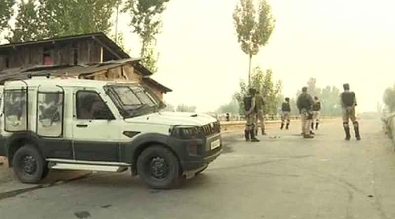 Encounters Break Out In Jammu And Kashmir