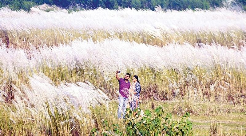 Jalpaiguri: Bank of river Tista is now selfie Zone