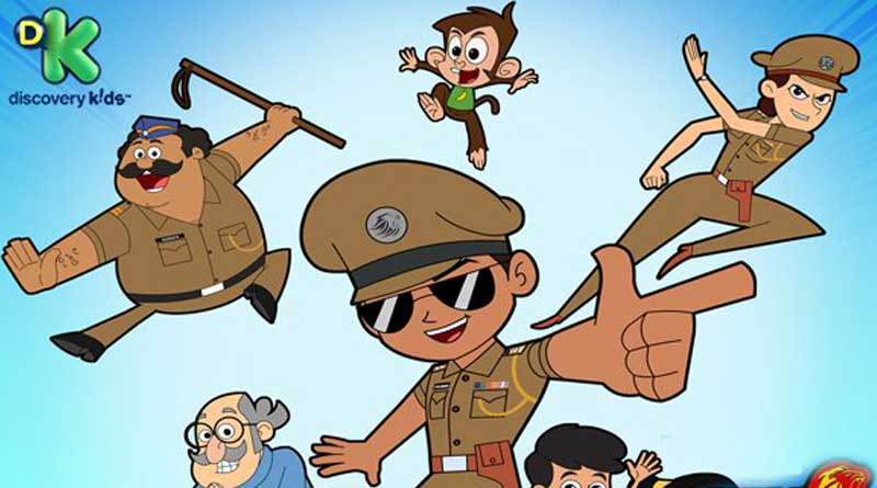 'Little Singham Season 2' telecasted in Discovery Kids