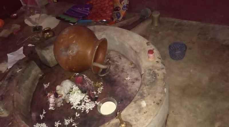 Locals held 'divine' snake in pot, forest officials mum