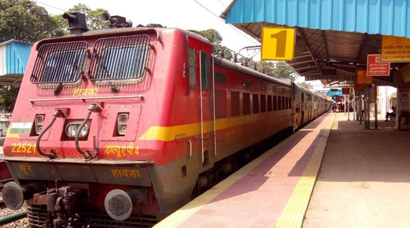 Rail blockade in Odisha halts train services