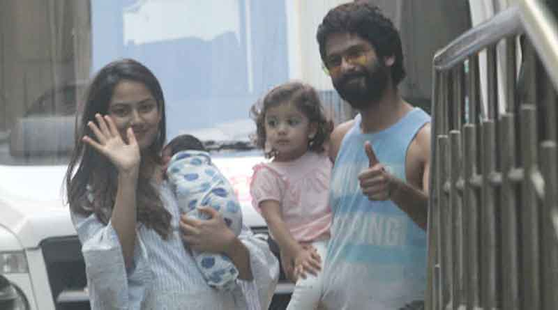 Shahid Kapoor Mira Rajput nammed their second child