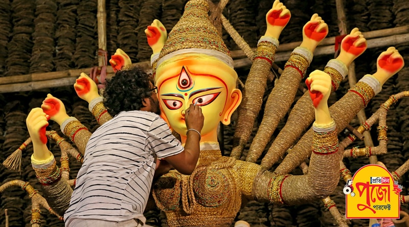 Puja 2018: This year Jodhpur Park's 95 Pally Association's pandal is must place to visit